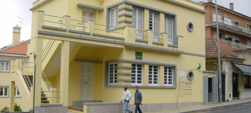 Sintra – Av. Dr Francisco de Almeida nº 27 e29